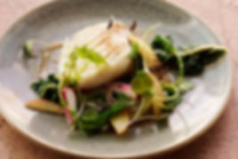 Morsel - Fresh Cod & Seasonal Vegetables