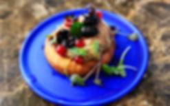 Morsel - Chicken Liver Parfait & Pickled Elderberries
