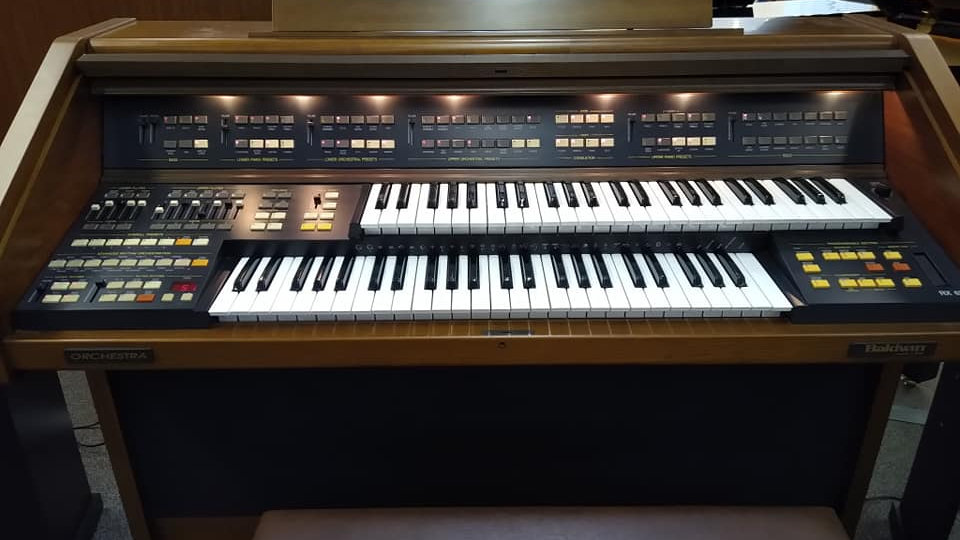 Baldwin RX-620