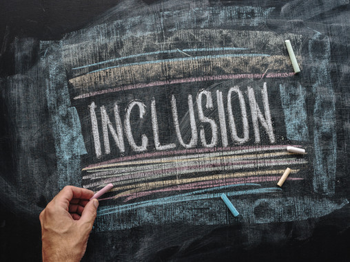 Why is inclusivity important when thinking about identity as part of Peer Review Week 2021?