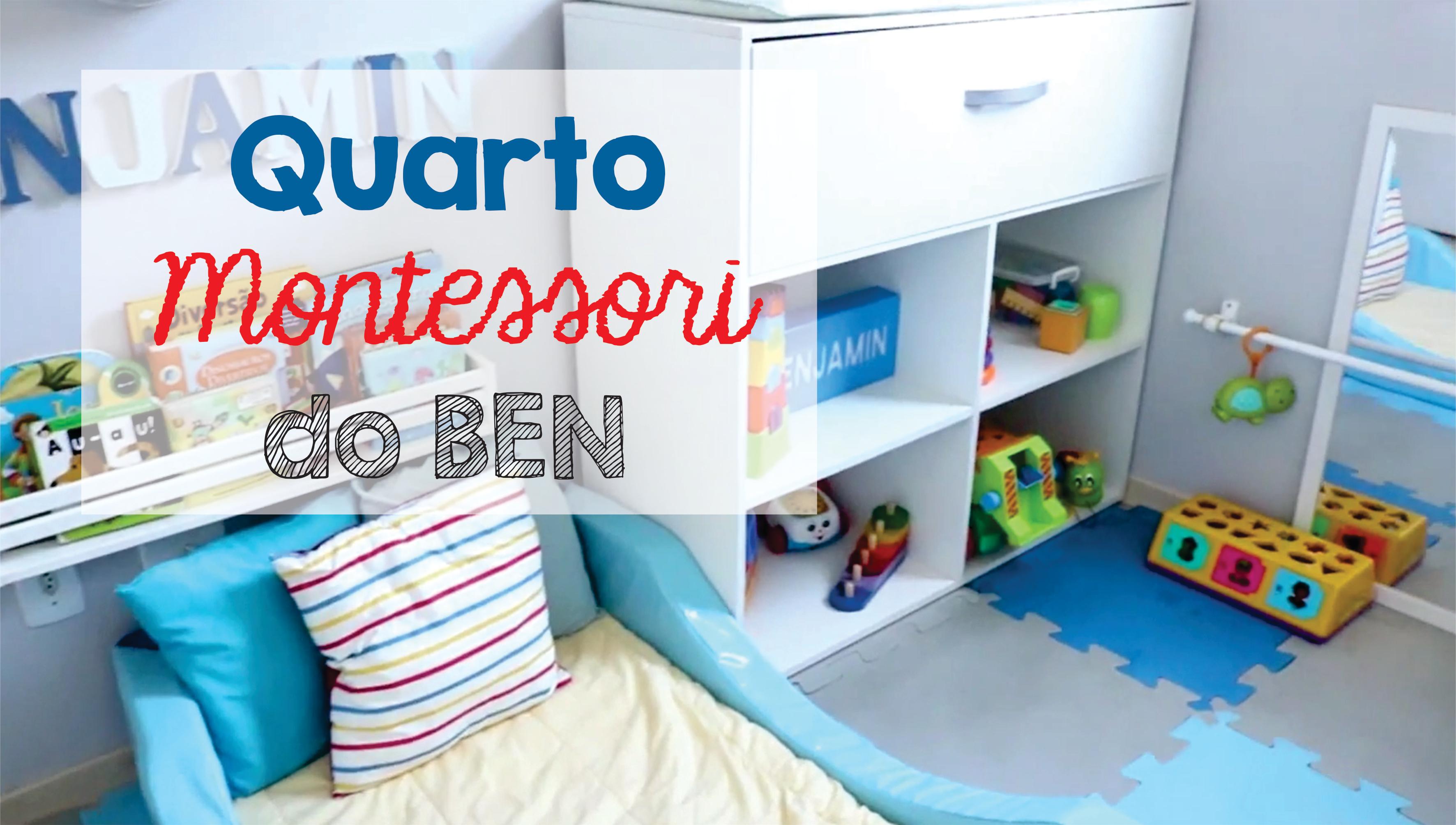 Laborat Rio Oswaldinho Unidade Materno Infantil De S O Jos Dos  ~ Quarto Montessoriano Compartilhado
