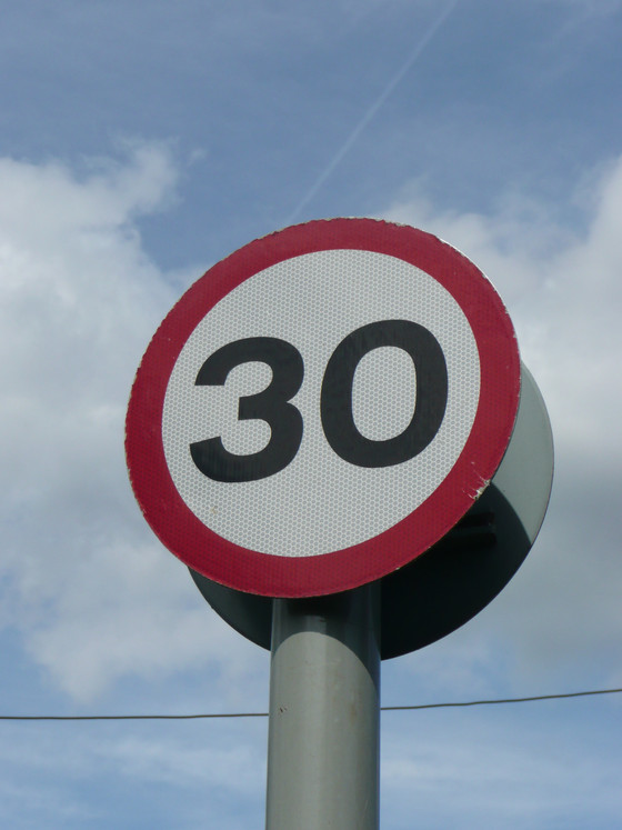 Changes to fines for speeding offences (England and Wales)