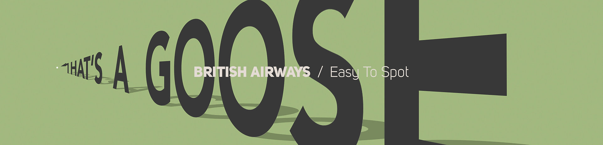 British Airways - Easy To Spot