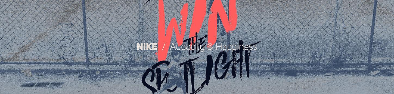 Nike - Audacity & Happiness