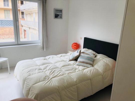 2de slaapkamer vakantieappartement