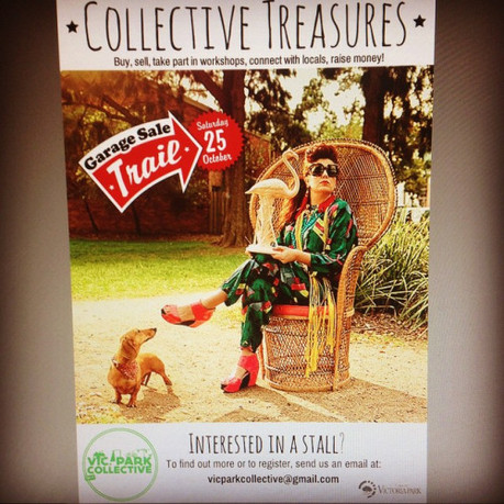 Collective Treasures Garage Sale Trail
