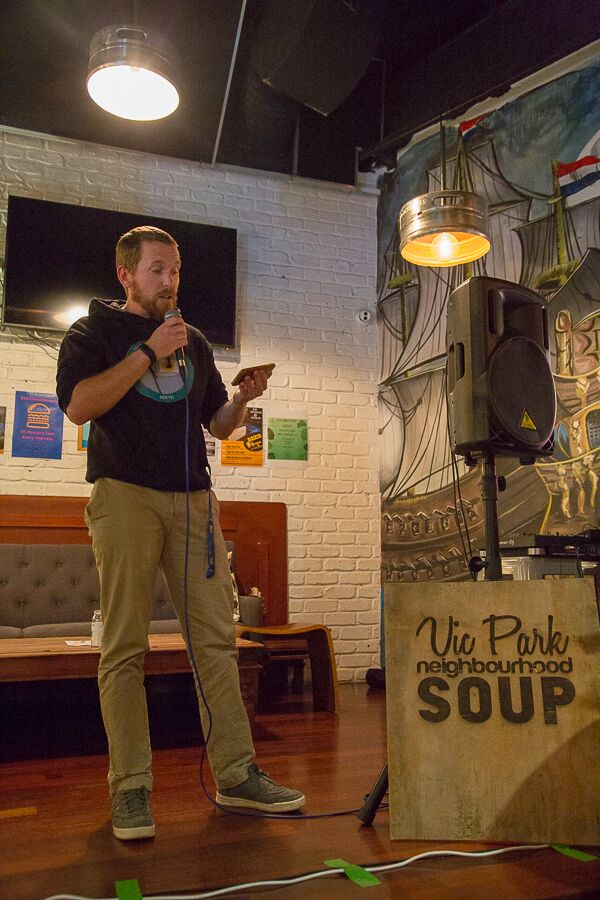 Vic Park Soup July 2019