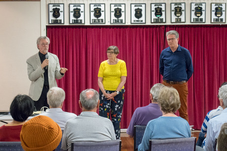 Collective Conversations: Ageing and the community we want
