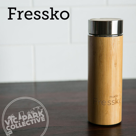 Reusable Coffee Cup Review: Fressko