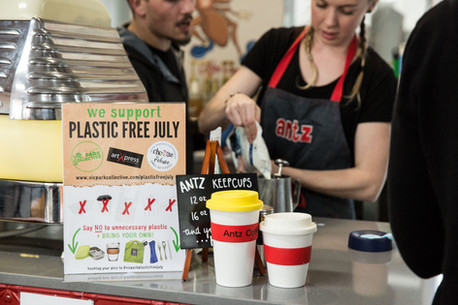 Plastic Free in Vic Park: Antz Inya Pantz
