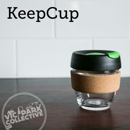 Reusable Coffee Cup Review: KeepCup