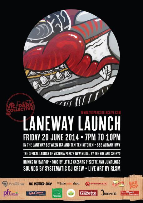 Laneway Launch