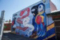 street art walking tour east victoria pa