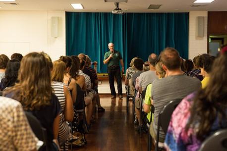 Collective Conversations: Urban Farming with Joel Salatin