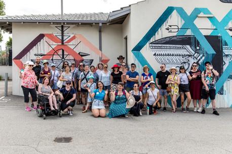 Vic Park's First Ever Street Art Walking Tours
