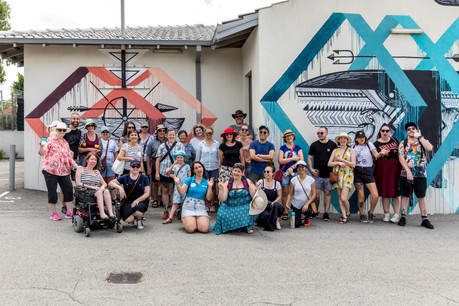 Vic Park's First Ever Street Art Walking Tours