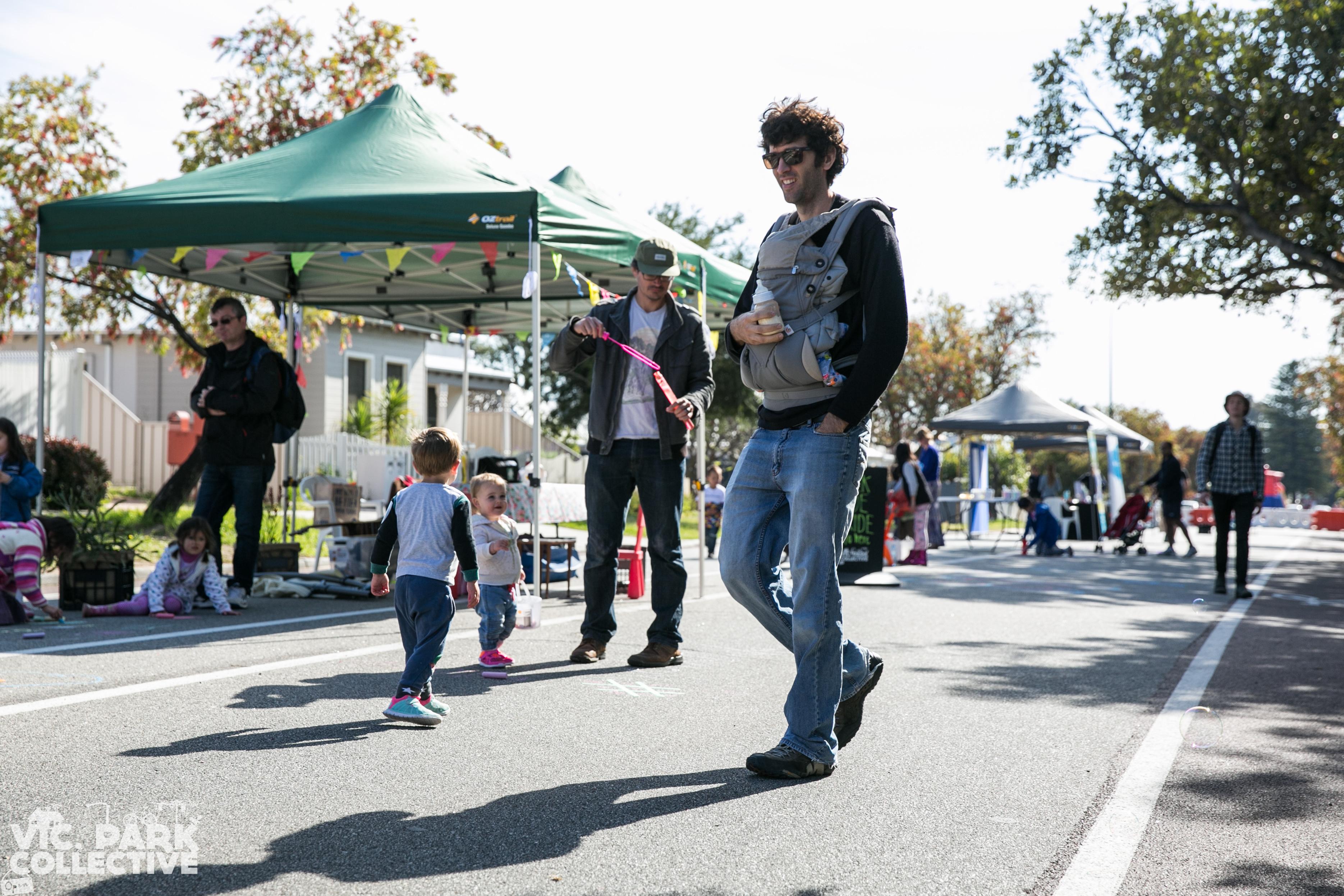Vic Park Collective Walk Ride Stride