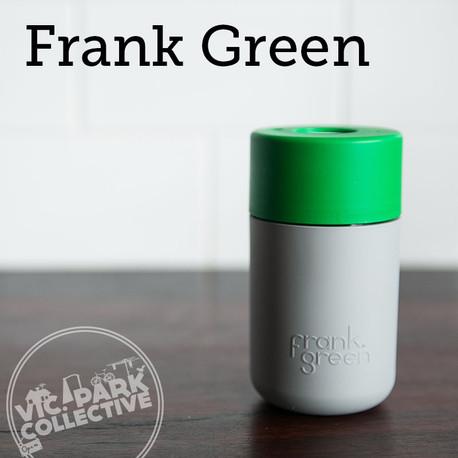 Reusable Coffee Cup Review: Frank Green