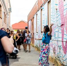 Street Art Walking Tour - East Victoria Park