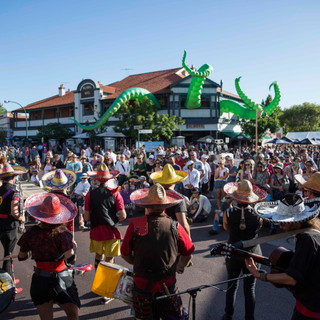 Vic Park Summer Street Party 2015