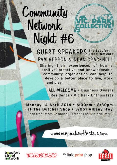 Community Network Night #6