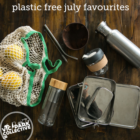 Ditch the plastic this July
