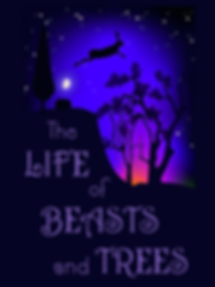 Beast Trees Anthology Cover For Luster P