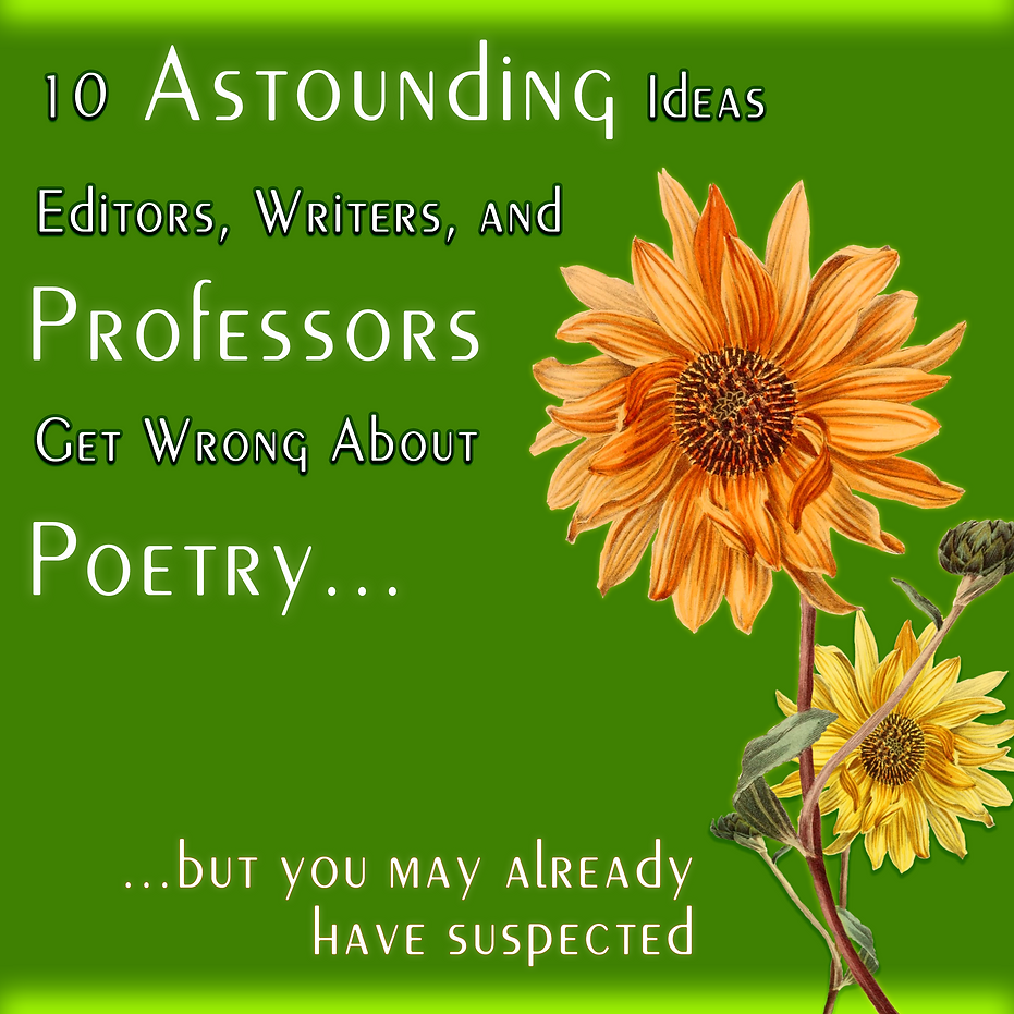 10 Things Professors Get Wrong About Poe