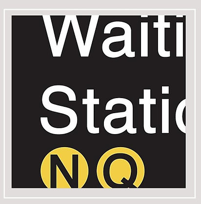 Waiting Station Album (hard copy)