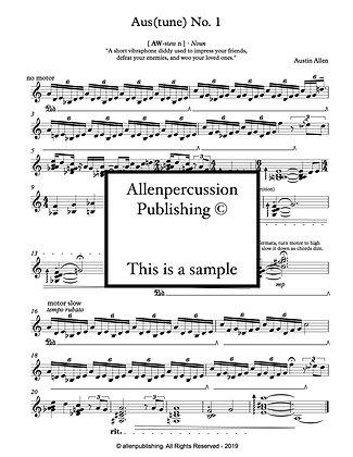 Aus(tune) No. 1
