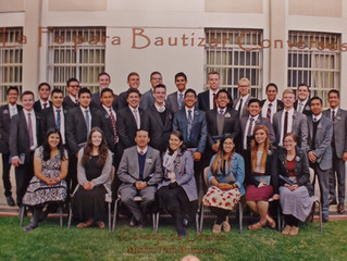 Week 71: Backpacking Across the Mision Peru Huancayo