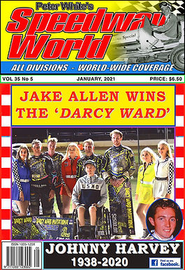 Speedway World - January 2021
