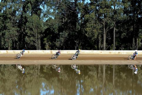 2015 Winter Solo Series at Nepean Speedway, Sydney. Gary Reid photo.