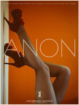 UNICORN PUNCHER ZINE: ANON