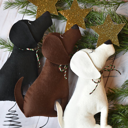 Labrador Tree Topper