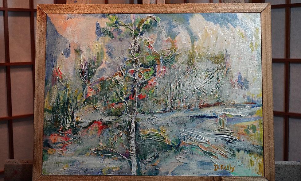 Peace River: Winter Peace