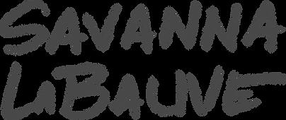 Savanna Hand Written stacked - grey.png