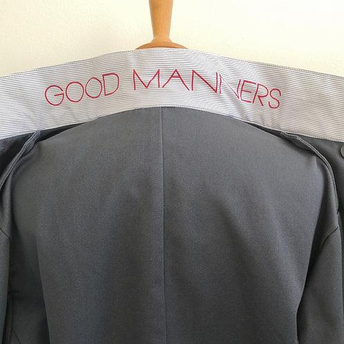 Veste Good Manners