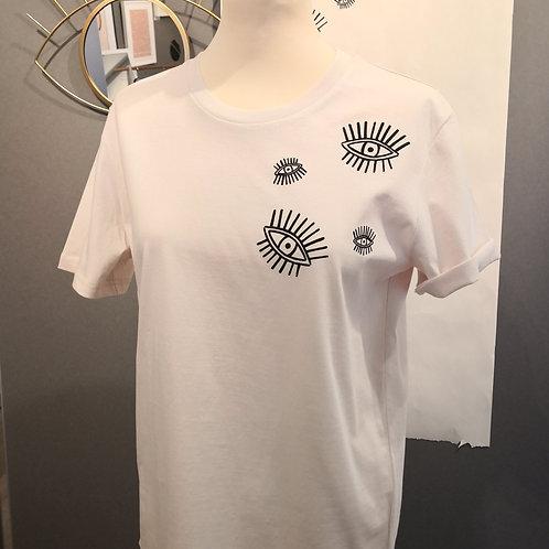 T-shirt All Eyez on me