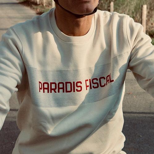 Sweatshirt Paradis Fiscal