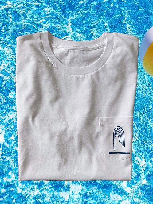 T-shirt Genève Pocket