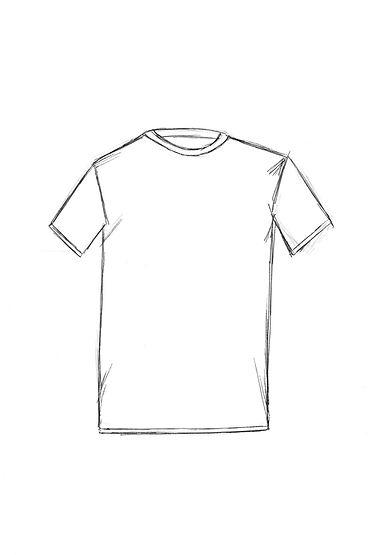 T-shirt dessin
