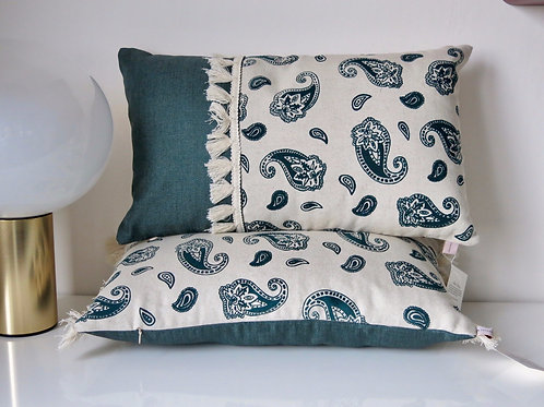 Coussin Paisley