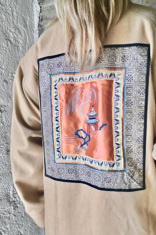 Manteau-Kimono