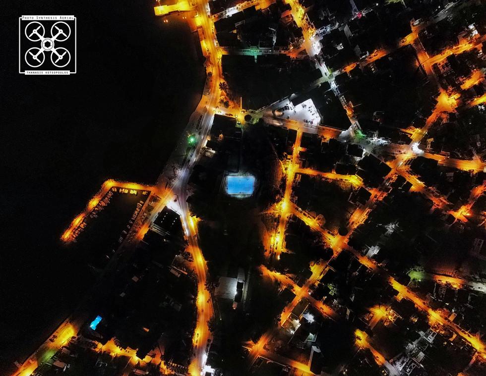 νύχτα στην Αγριά
