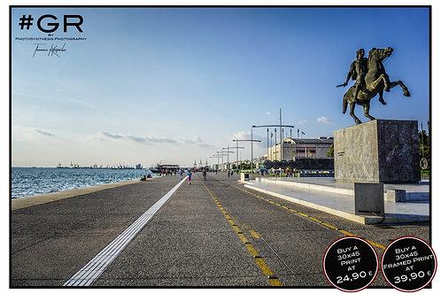 Thessaloniki Paralia M.Alexandros