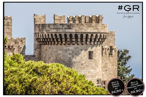 Rodos Castle