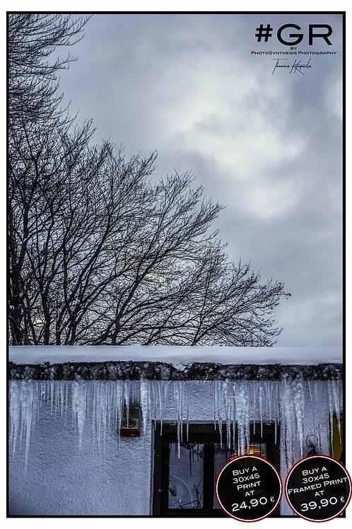 Iced Pelion House