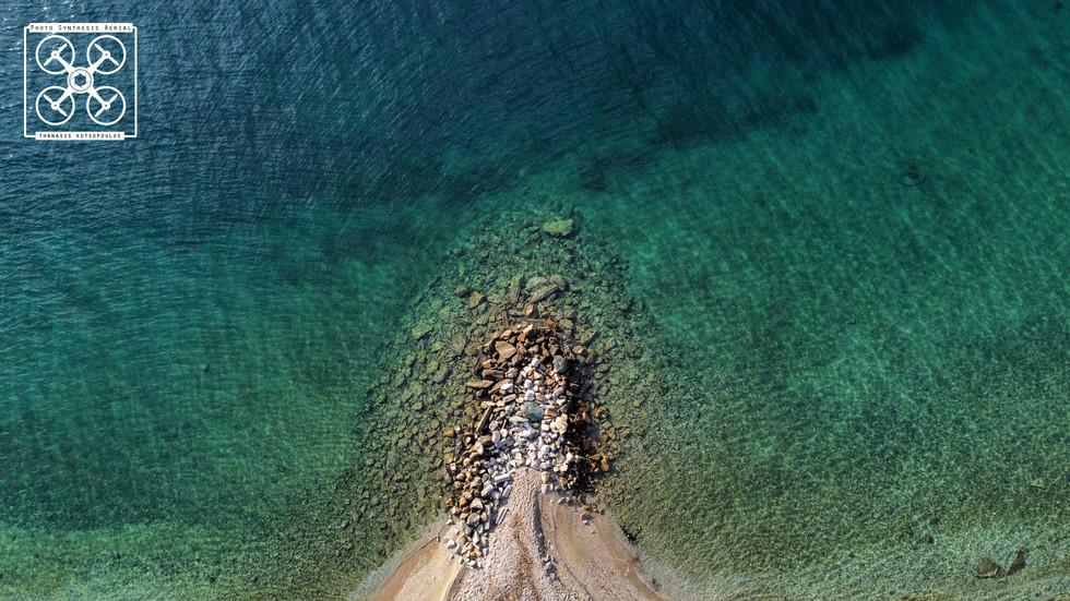Παραλία στα Πλάτανίδια - Πήλιο