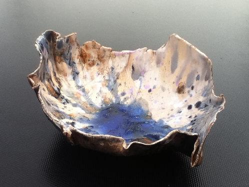 Large Glazed Bowl